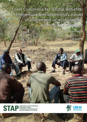 Local commons for global benefits: indigenous and community-based management of wild species, forests and drylands